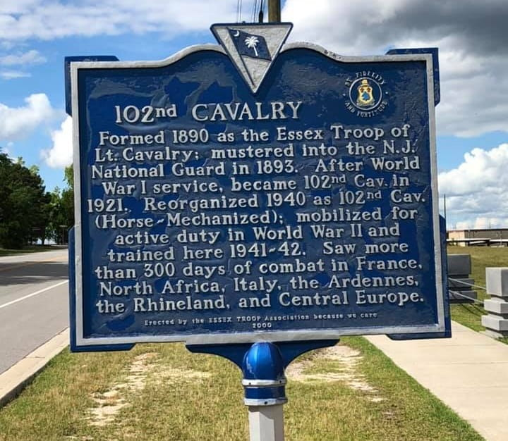 102nd Cavalry