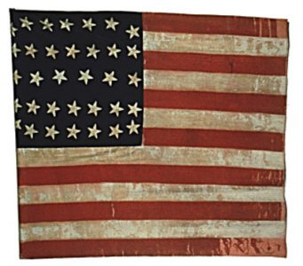 US Flag - 26th Regiment (CN 85)