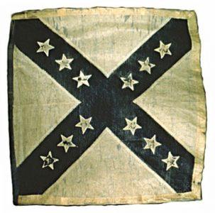 Confederate Flag - 12 Stars  (CN 134)
