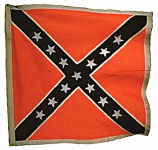 Confederate Flag - 13 Stars (CN 136)
