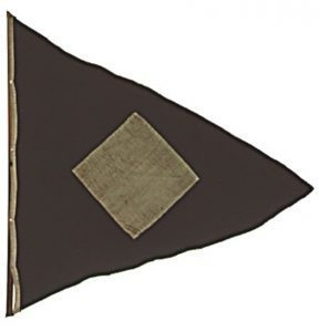 Brigade Flag, 2nd NJ Brigade, 1863-1864 (CN 127)