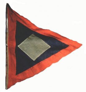 Brigade Flag - 3rd Army Corps, 1863-1864 (CN 7)