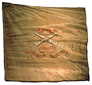 Battery Flag - Clark's Battery, 1st Regiment, NJ Artillery (CN 120)