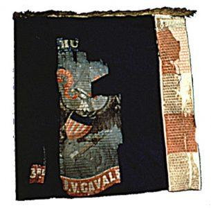 Regimental Flag - 3rd Regiment, NJ Cavalry (CN 117)
