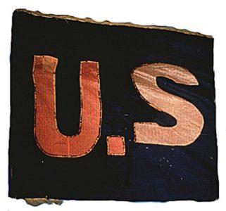 Camp Flag, 39th Regiment, NJ Volunteers (CN 110)