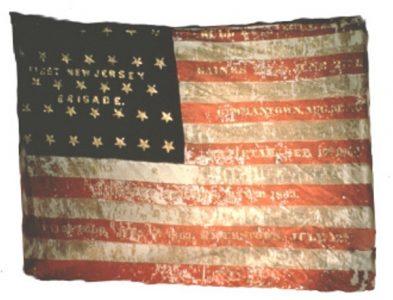 US Flag - 1st NJ Brigade (CN 125)