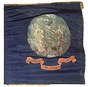 Regimental Flag - 39th Regiment, NJ Volunteers (CN 109)