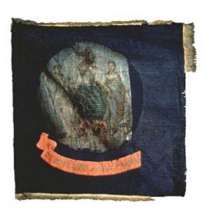 Regimental Flag, 2nd New Jersey Cavalry Regiment (CN 10)