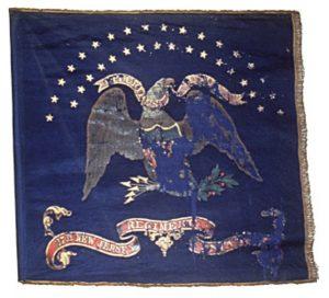 Regimental Flag - 27th Regiment, NJ Volunteers (CN 86)