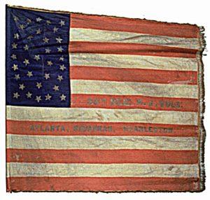 US Flag - 35th Regiment, NJ Volunteers (CN 99)