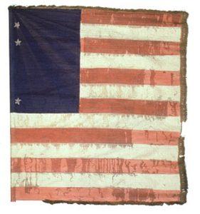 US Flag - 33rd Regiment, NJ Volunteers (CN 94)