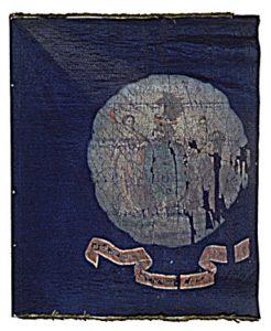 Regimental Flag - 34th Regiment, NJ Volunteers (CN 96)