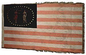 US Flag - 37th Regiment, NJ Volunteers (CN 103)