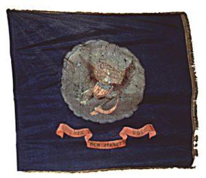 Regimental Flag - 37th Regiment, NJ Volunteers (CN 101)