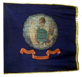 Regimental Flag - 35th Regiment, NJ Volunteers (CN 100)