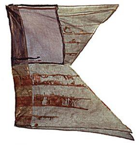 Guidon, 1st NJ Cavalry (CN 113)