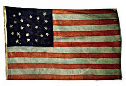 US Flag - 3rd Regiment, NJ Volunteers (CN 15)