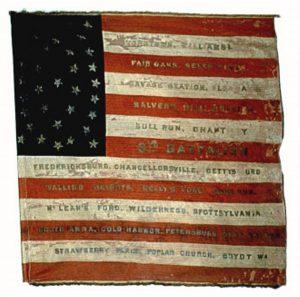 US Flag - 8th Regiment, NJ Volunteers (CN 44)