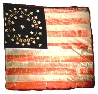 US Flag - 23rd Regiment, NJ Volunteers - Yahoos (CN 78)