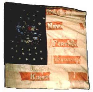 US Flag - 9th Regiment, NJ Volunteers (CN 50)
