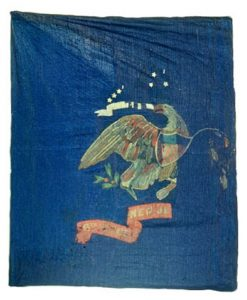 Regimental Flag - 6th Regiment, NJ Volunteers (CN 38)