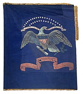 Regimental Flag - 25th Regiment, NJ Volunteers (CN 82)
