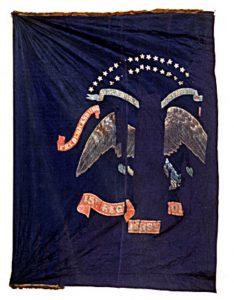 Regimental Flag - 15th Regiment, NJ Volunteers (CN 72)