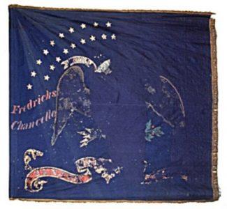 Regimental Flag - 24th Regiment, NJ Volunteers (CN 80)
