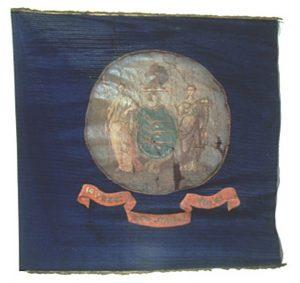 Regimental Flag - 14th Regiment, NJ Volunteers (CN 70)