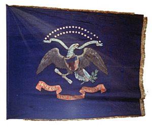 Regimental Flag - 14th Regiment, NJ Volunteers (CN 68)