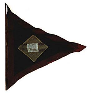 Brigade Flag - 2nd NJ Brigade, 1863-1864 (CN 126)
