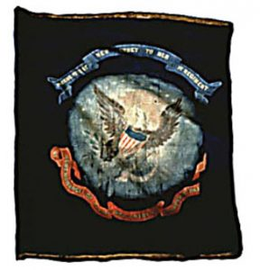 Regimental Flag, 1st New Jersey Volunteers (CN 5)