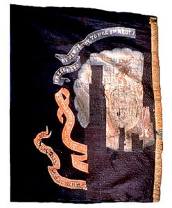 Regimental Flag - 8th Regiment, NJ Volunteers (CN 46)