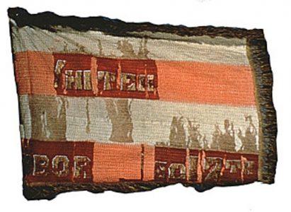 Regimental Flag - 13th Regiment, NJ Volunteers (CN 65)
